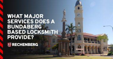 Locksmiths Bundaberg